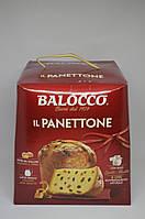 Панеттоне Balocco с цукатами и изюмом 1 кг