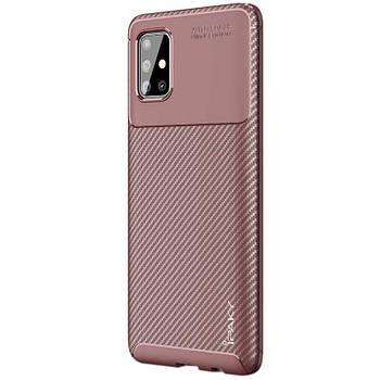 TPU чехол iPaky Kaisy Series для Samsung Galaxy A71