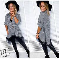 Рубашка стильная, фото 1