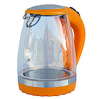 Чайники   Електричний чайник Promotec PM-820 1,5 л. 1850 Вт.