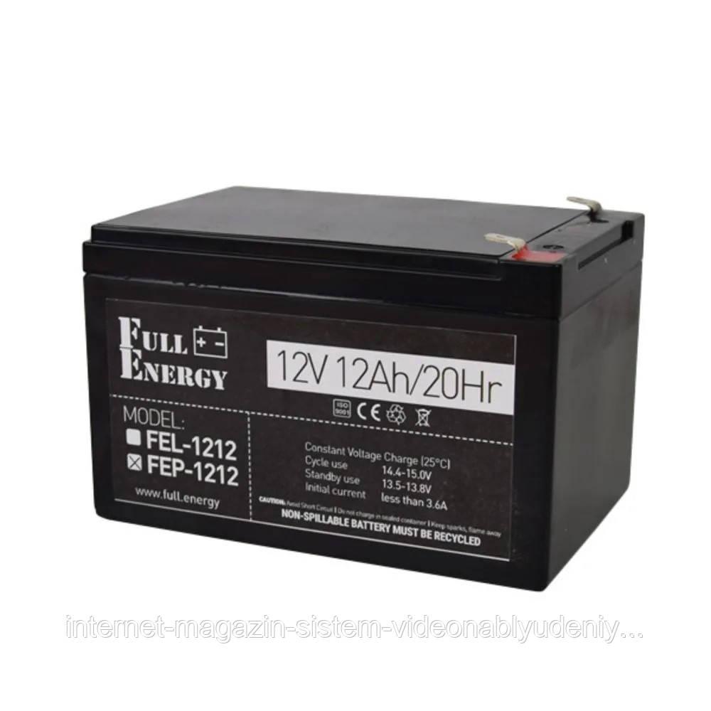 Аккумулятор Full Energy FEP-1212