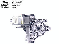 Моторчик стеклоподьемника передний левый 3AA837461 Passat B7 Alltrack 2.0DTI 3AA959701A