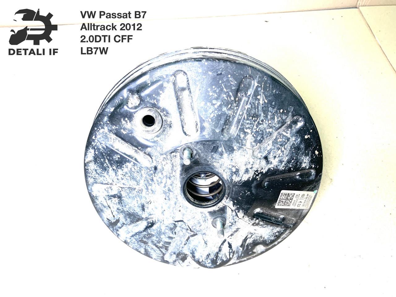 Тормозной вакуум усилитель Passat B7 Alltrack 2.0DTI 3C1614105AP