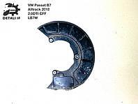 Защита тормозного диска переднего левого Passat B7 Alltrack 2.0DTI 1K0615311F