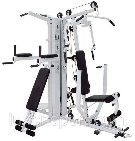Фитнес станция Luxon Sport (на 4 человека)