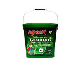 Удобрения 5 кг для газона многокомпанентное Agrecol