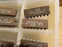 Микросхема  КМ155ХЛ1, фото 1