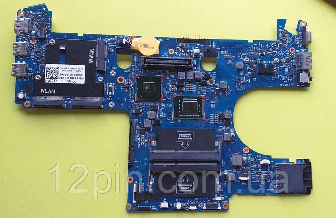 Материнская плата Dell Latitude E6220 i5-2520a б.у. оригинал, фото 2