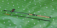 Карповое удилище Winner Titanium Carp 100-250г 2.4м
