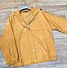 Женская повседневная ветровка 42-48 (в расцветках), фото 2
