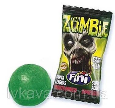 Леденцы FINI Zombie с жевательной резинкой , 80 гр, фото 2