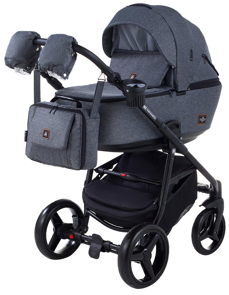 Дитяча коляска 2в1 Adamex Barcelona BR51