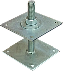 Домкрат колоны усил. 150х150х200х4,0 М24