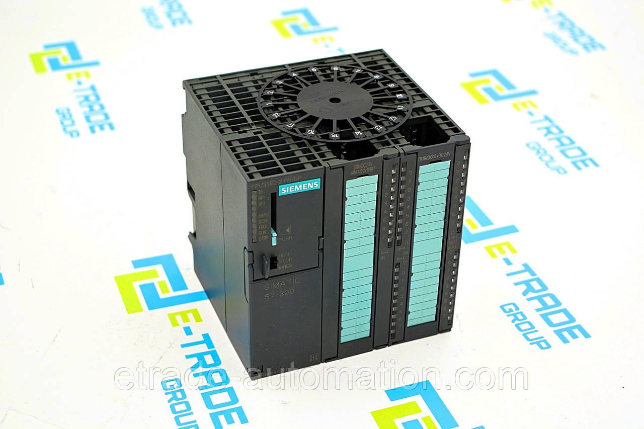 Програмований логічний контролер Siemens 6ES7314-6EH04-0AB0