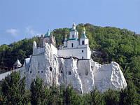 Экскурсия в «Святогорск-Донецкая Швейцария»