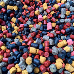 Пелети прикормочный Start Pellets MIX 6-10мм (холодна вода) 1кг
