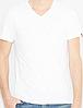 Комплект футболок Levis  (2 шт) - Heather Grey And White, фото 2