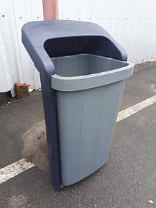 Урна для сміття вулична Elegant 50 л.