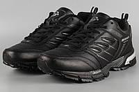 Кроссовки мужские черные Bona 686C Бона Размеры 41 42 44 45 46, фото 1