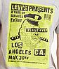 Мужская футболка  Levi's® Graphic Tee - Medium Grey, фото 2