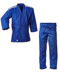 Кімоно для Дзюдо Adidas Club J350E Синє