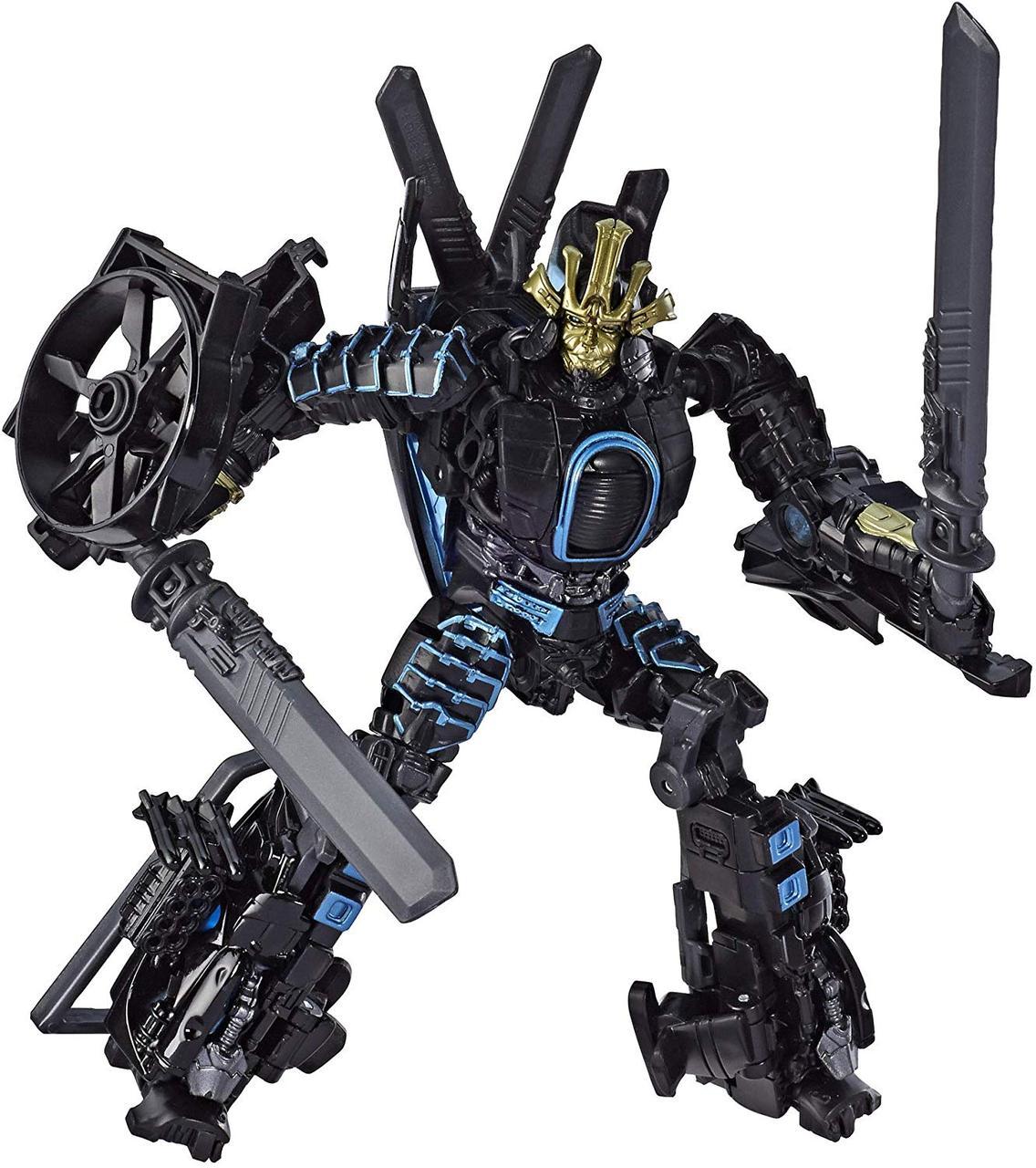 Трансформер-вертолет Hasbro Дрифт, Эпоха Истребления, 13 см - Drift, Age of Extincion, Studio Series