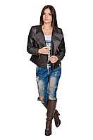 Женская куртка Косуха (шоколад), фото 1