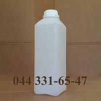 Канистра Пластиковая 2л с крышкой (Флакон 2л), фото 1