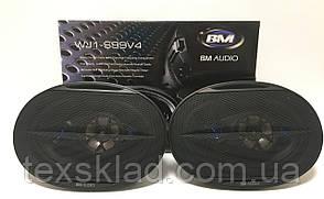 Автомобильные колонки акустика BOSCHMANN WJ1-S99V4 16x22.5см/6x9дюйма 160-500Ватт