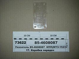 Указатель уровня масла КПП и бака масляного МТЗ (пр-во Беларусь) 85-4608087