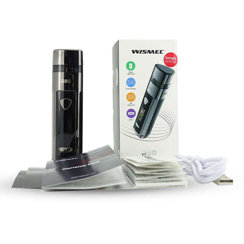 Wismec R80 80W Mod Pod Kit - Електронна сигарета. Оригінал