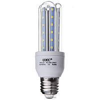 Лампочка светодиодная UKC Led Lamp E27 7W (4018)
