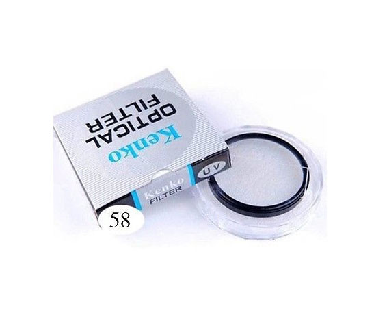Ультрафіолетовий фільтр KENKO UV 58mm