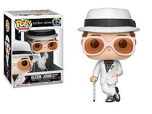Фигурка Funko Pop Фанко Поп Рок Элтон Джон Rocks Elton John 10 см R EJ 62