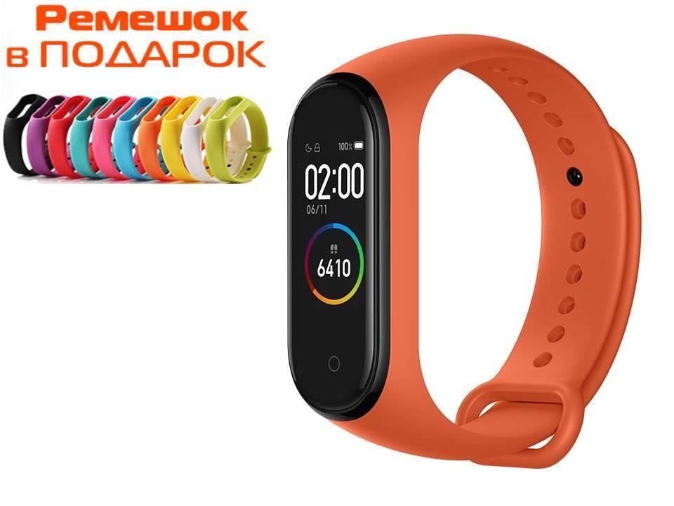 Фитнес-браслет Xiaomi Mi Band 4 Orange (MGW4051CN) Оригинал