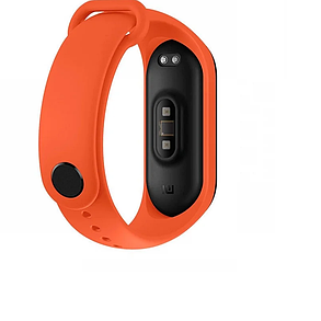 Фитнес-браслет Xiaomi Mi Band 4 Orange (MGW4051CN) Оригинал, фото 2
