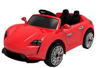 Детский электромобиль Tilly FL1718, цвет красный