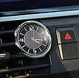 Автомобильные часы на батарейке + 3 вида крепления, фото 3