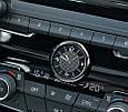 Автомобильные часы на батарейке + 3 вида крепления, фото 5