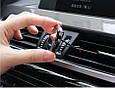 Автомобильные часы на батарейке + 3 вида крепления, фото 6