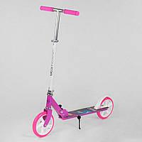 Самокат BEST SCOOTER 54701 рожевий, фото 1