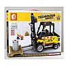Конструктор SEMBO 703600 TECHNICS -  Погрузчик (556 дет.)