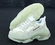 Женские кроссовки в стиле Balenciaga Triple S Clear Sole, фото 2