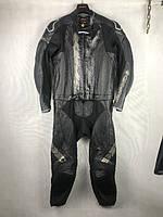 Комбинезон мото Spidi раздельный черный 50 размера без слайдеров ноги