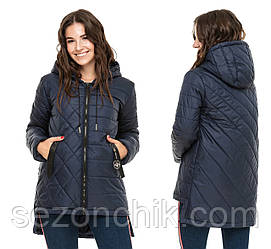 Молодежные женские демисезонные куртки с капюшоном от производителя