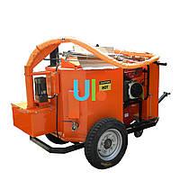 Битумозаливщик JHG-100 для ремонта трещин в асфальте