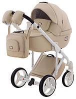 Дитяча універсальна коляска 2 в 1 Adamex Luciano Ecco 11S-B, фото 1