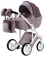 Дитяча універсальна коляска 2 в 1 Adamex Luciano Jeans Y44, фото 1