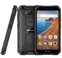 Смартфон Ulefone Armor X6 (black) ЗАЩИТА IP69K/68 оригинал - гарантия!