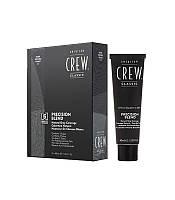 Краска-система маскировки седины American Crew (2-3) Dark 3*40мл